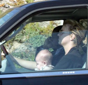 OOPS, I DID IT AGAIN: The Importance of Rear-Facing Car Seats