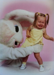Papa Don't Preach: The Easter Bunny is an Asshole