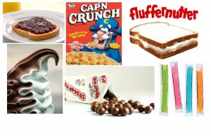 SUMMER FLASHBACK: FAVORITE CHILDHOOD FOODS