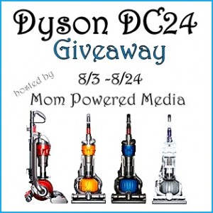 ENTER TO WIN A DYSON!