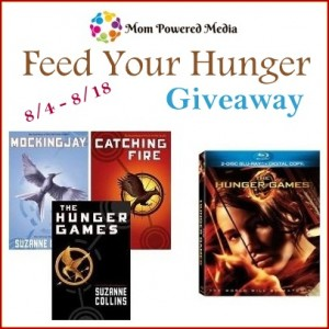 ENTER TO WIN THE HUNGER GAMES PRIZE PACK