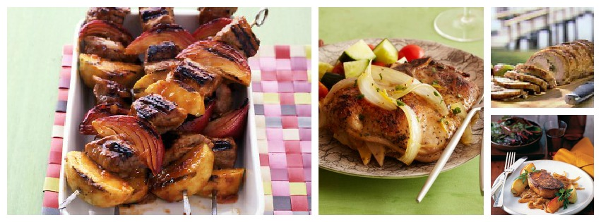 Pork - Unusual Apple Recipes