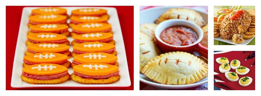 Toddler-friendly Savory Football Snacks Recipes