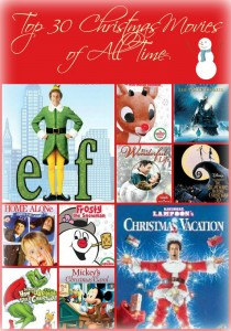 Top 30 Christmas Movies of All Time