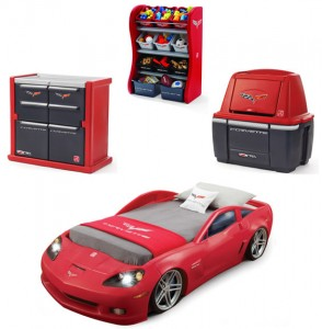 Step2 Corvette Bedroom Set Giveaway