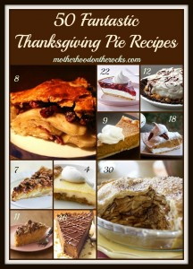 50 Delicious Thanksgiving Pie Recipes