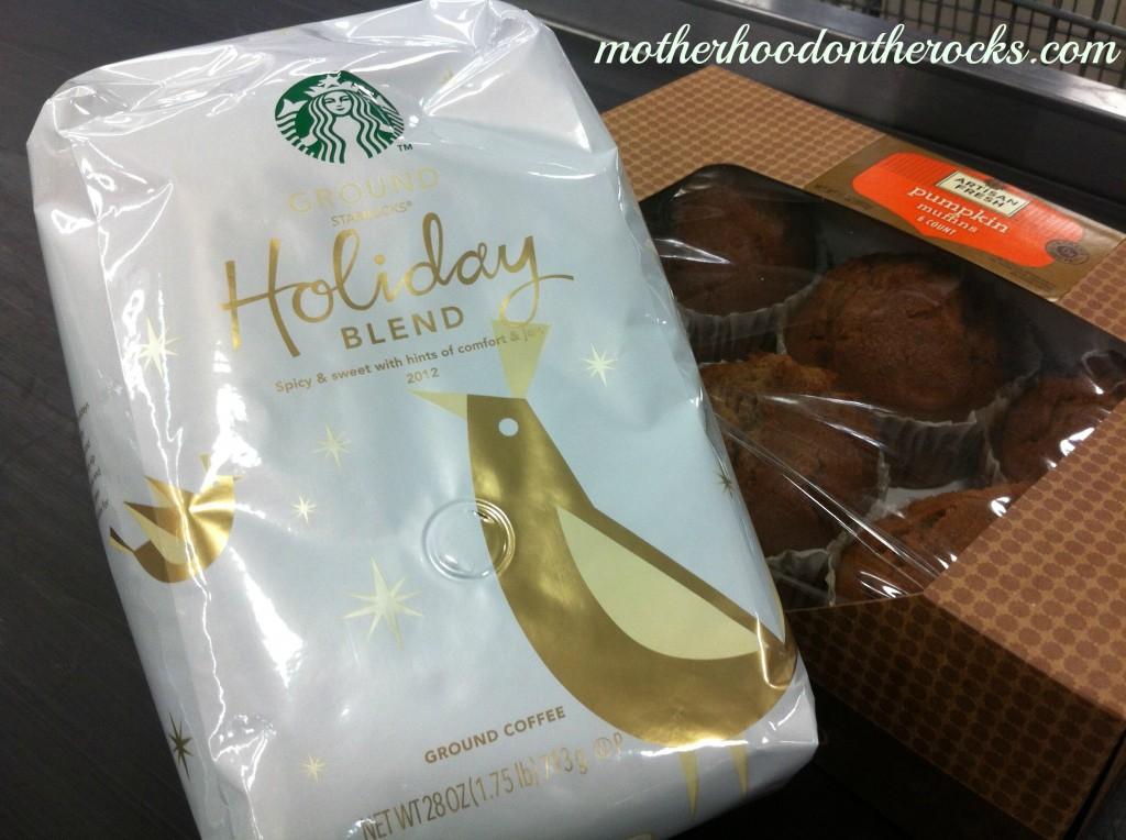 Starbucks coffee pairings