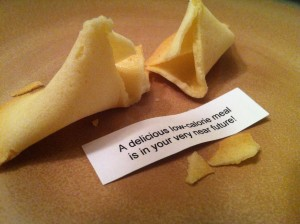 Solving My Mommy Lunch Woes with Lean Cuisine and Homemade Fortune Cookies