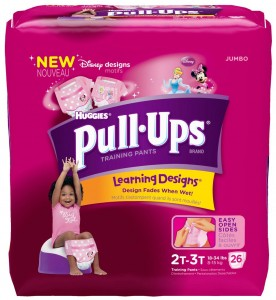My Adventures In Potty Training: Poopies, Pee-Pees, And Pull-Ups