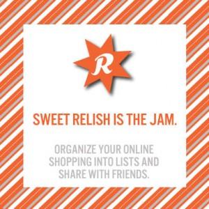What do you relish? Sweet Relish and the Big Buddha Randy Hobo Bag Giveaway