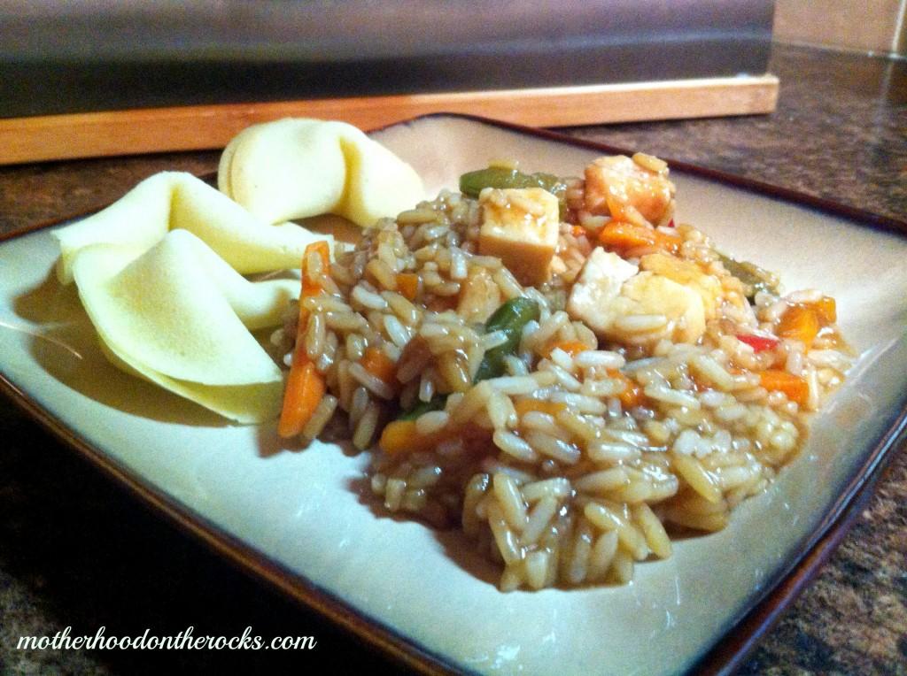 Lean Cuisine Asian Flavor