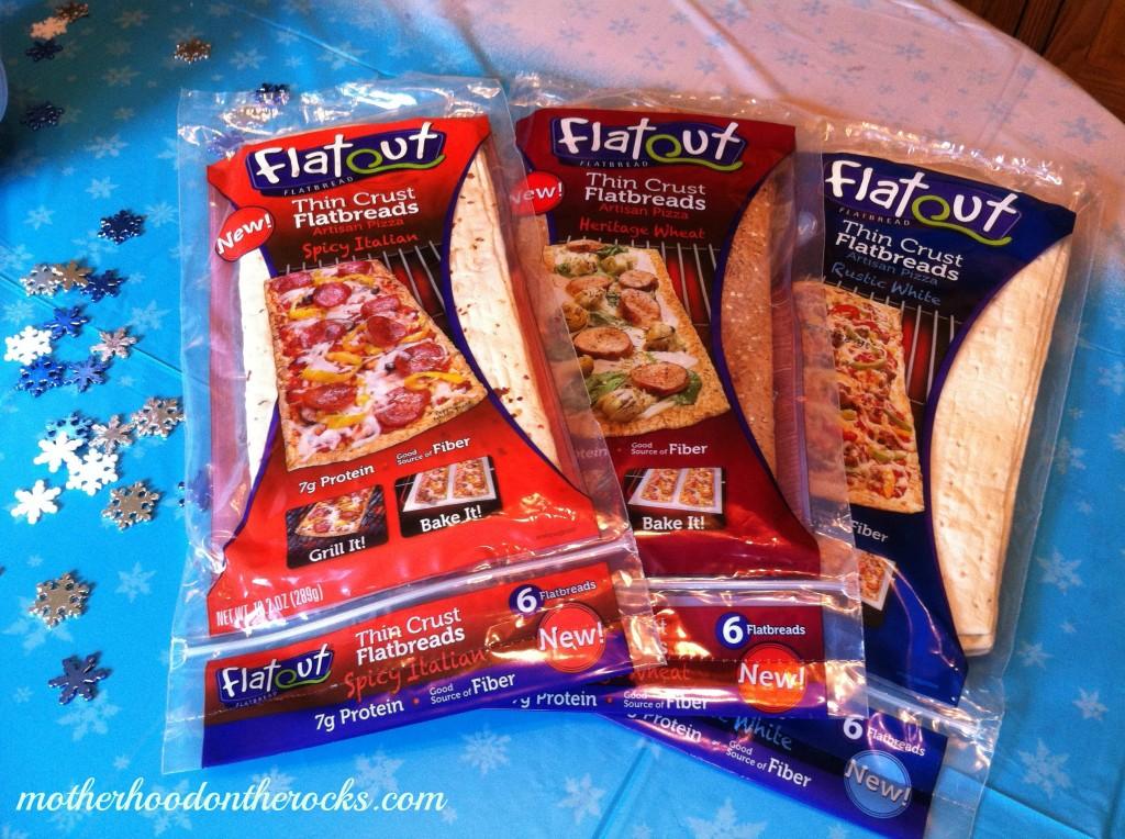 FlatOut Artisan Thin Crust Flatbreads