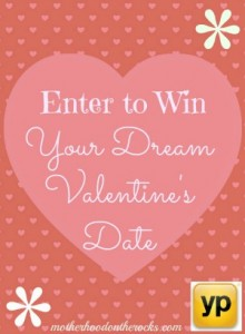 YP: Your Secret Weapon When Planning a Night Out with Your Valentine (Plus, Win Your Dream Date!)