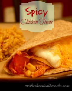 Heat Up Your Valentine's Day with Spicy Chicken Tacos