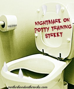 Nightmare on Potty Training Street