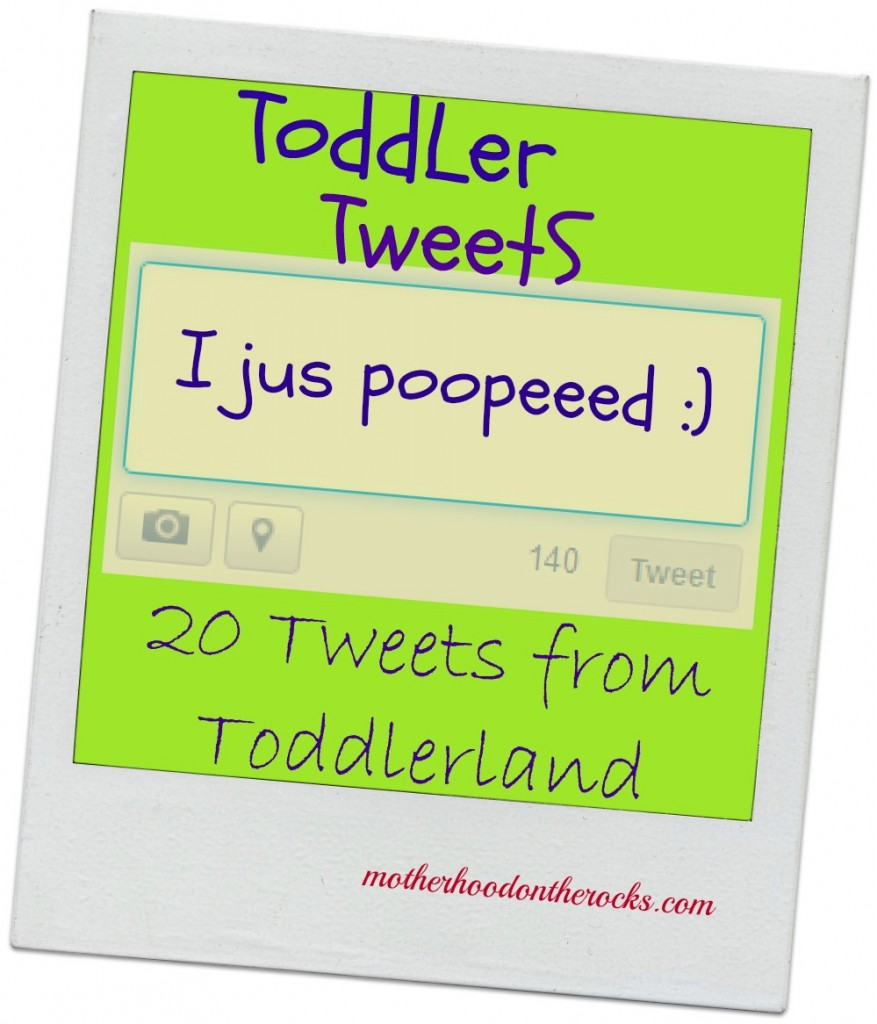 toddler tweets