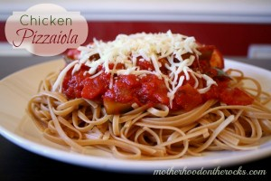 Chicken Pizzaiola Recipe #CookClassico