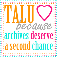 TALU: Tuesday Archive Link Up