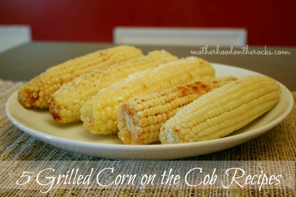 Grilled Corn on the Cob Recipes