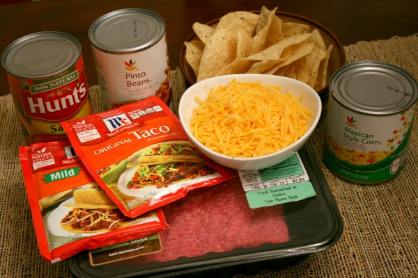 Taco Casserole: McCormick Style (Win a Selection of Spices by Leaving ...