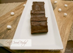 Adventures in Baking with Land O' Lakes: Hot Cocoa Fudge (#HolidayButter)