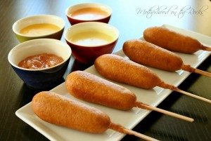 #Ad #GetCorny with Country Ribbon Corn Dogs