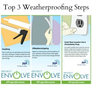 In a Deep Freeze? Weatherproof Your Home in 10 Easy Steps!
