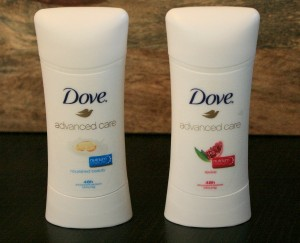 Softer Underarms in Just Three Days with Dove Advanced Care