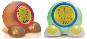 A Kids' Alarm Clock That Helps Parents Get More Sleep? (YES!)