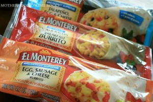 Back to School With El Monterey Breakfast Burritos (Plus a Giveaway!)