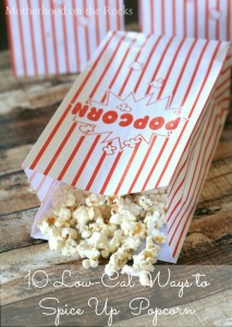 10 Easy Ways to Spice Up Your Skinnygirl Low-Calorie Popcorn
