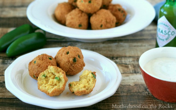 Tabasco: Jalapeno Hush Puppies