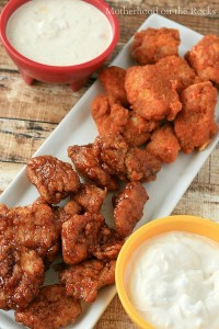 #AD Hot Wings and Tasty Things: How to Make Your Big Game Buffet Even Bigger (and Better)
