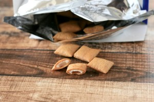 What's Loaded with Flavor and Whole Grains? My New Go-To On-The-Go Snack