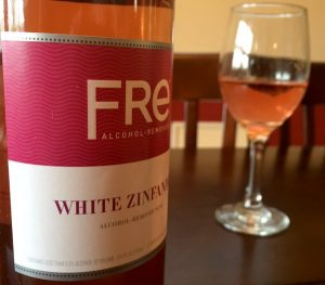 Alcohol-removed wines: How do they taste and why this pregnant momma is very happy