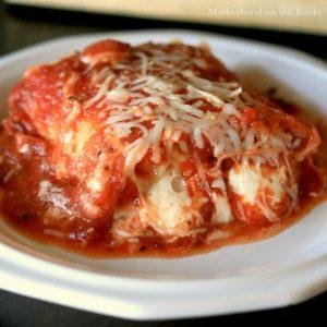 lasagna rollup