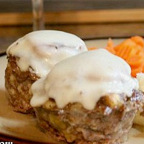 meatloaf cupckes